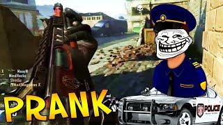 "CoD Black Ops 2 ""THE PRANK POLICE LMFAO"""