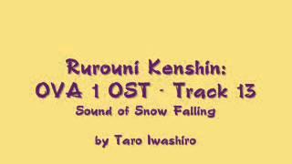 Samurai X / Rurouni Kenshin: OVA 1 OST - Track 13