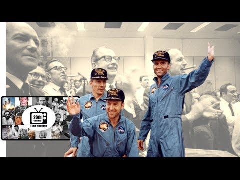 Apollo 13, Houston We Have a Problem, Real NASA Footage of Mission Control, Crew and Reactions!!!