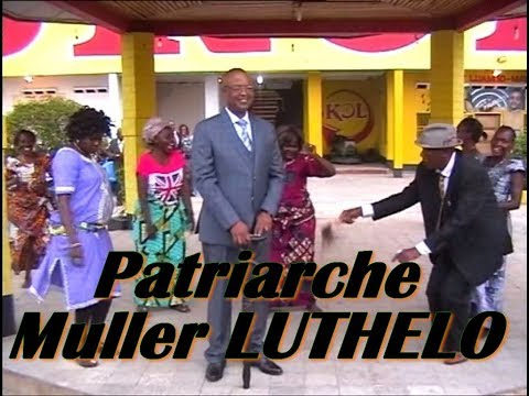Hon Muller LUTHELO intronisé Patriarche du Territoire de Songololo