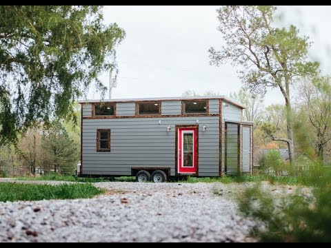 Tiny House Beauty The Chimera By Wind River Homes