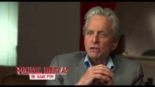 Marvel's Ant-Man - Michael Douglas Featurette