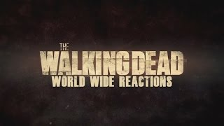 The Walking Dead S7 E1 Reactions World Wide {Mash-Up}