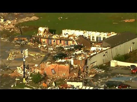 شاهد: إعصار أوكلاهوما يخلف المزيد من القتلى والدمار  - نشر قبل 4 ساعة