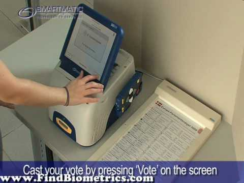 Smartmatic Electronic Voting System and Software