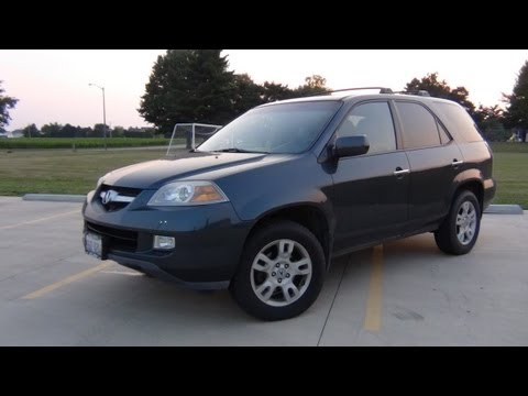 2005 Acura MDX Touring Final Review, Tour, and Test Drive