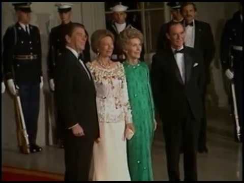 President Reagan's and Grand Duke of Luxembourg Toasts on No