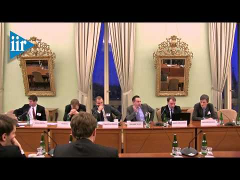 """6th International Symposium """"Czech Foreign Policy"""" - Day I, Panel III"""