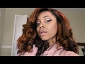 Gem Beauty Deep Curly Review/ Styling Video!