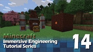 immersive Engineering Tutorial #14 - Improved Blast Furnace