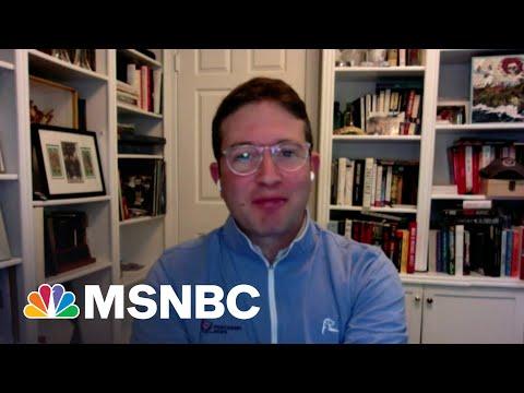 Panel Skeptical Biden Convinces Republicans To Back Economic Plans | Stephanie Ruhle | MSNBC