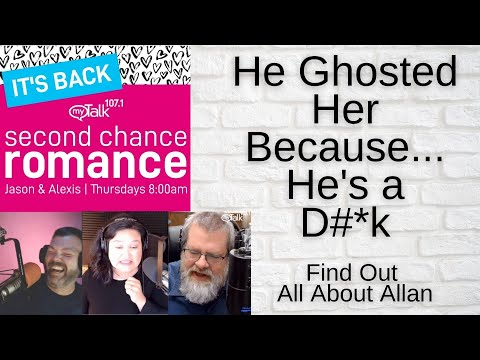 Second Chance Romance Amber & Allan - Allan Ghosted Her Because...He's a D#*k
