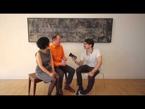 Eve Egoyan and David Rokeby discuss Surface Tensions