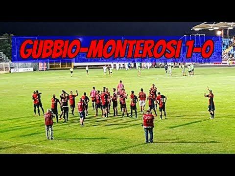 Gubbio-Monterosi 1-0: E ORA, TUTTI AL CURI!!