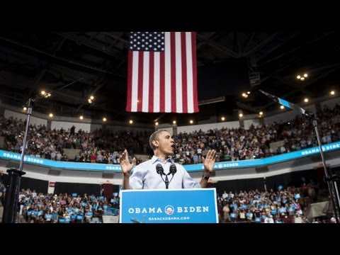 President Obama kicks off his reelection campaign in Columbus, Ohio