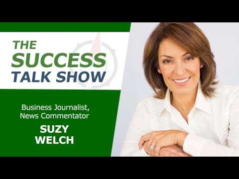 Lessons on Leadership, Trust, and Team Building, with Suzy Welch, Episode #4