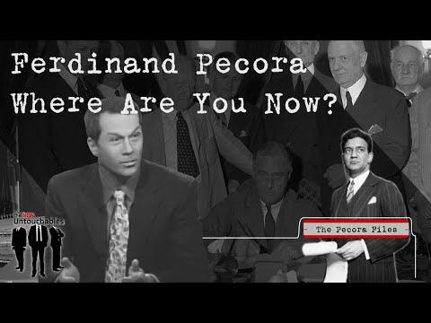 S2 E13:  Ferdinand Pecora Where Are You Now?