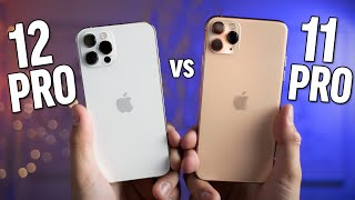 iPhone 12 Pro vs 11 Pro - Real Differences after 1 Week!