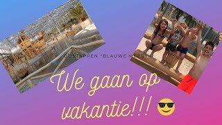 """Wij gaan op vakantie naar Belgie  #01 (Oostappen """"blauwe meer"""" )"""