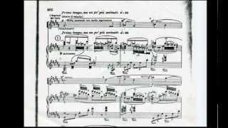 """Domenico Alaleona -  Intermezzo dell'opera """"Mirra"""""""