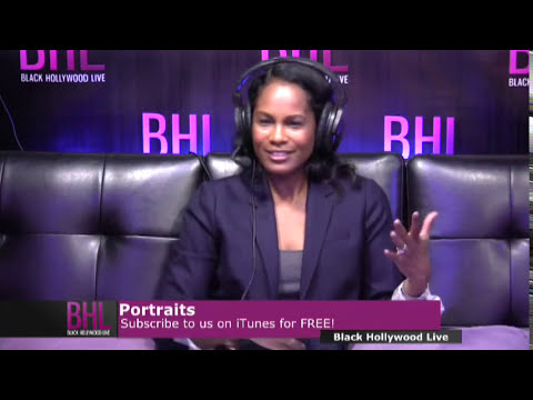 Portraits w Robinne Lee  Decemeber 17th 2014  Black Hollywood Live