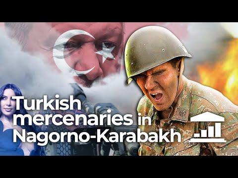 What is TURKEY pursuing in NAGORNO-KARABAKH? - VisualPolitik EN