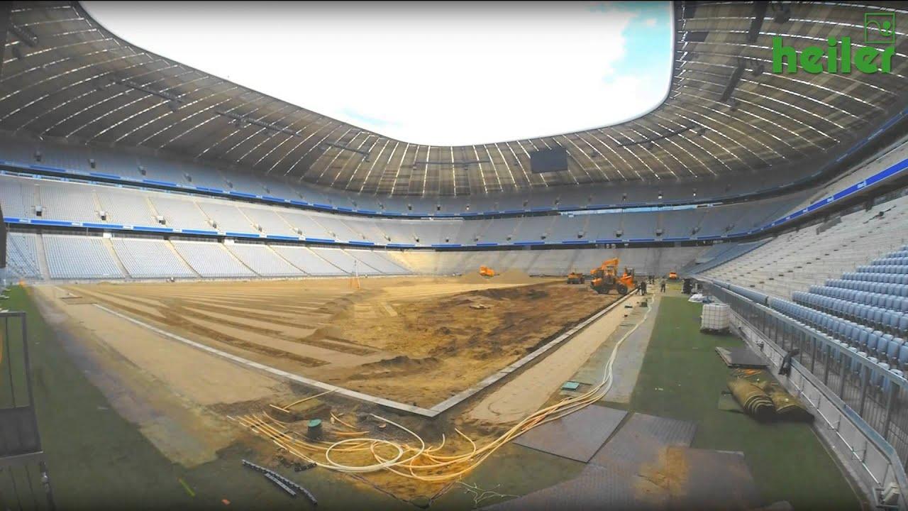 Umbau Allianz Arena