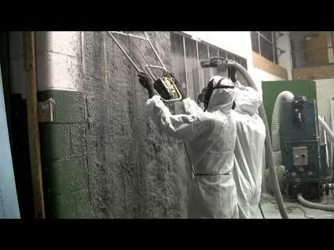 Cellulose Insulation Demonstration