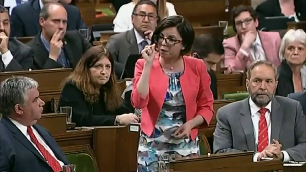 Image result for niki ashton parliament trudeau