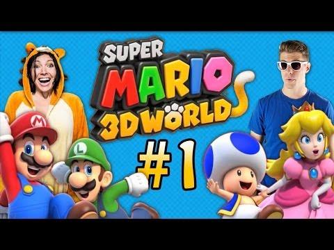 I AM A CAT. MEOW.   Super Mario 3D World (1)