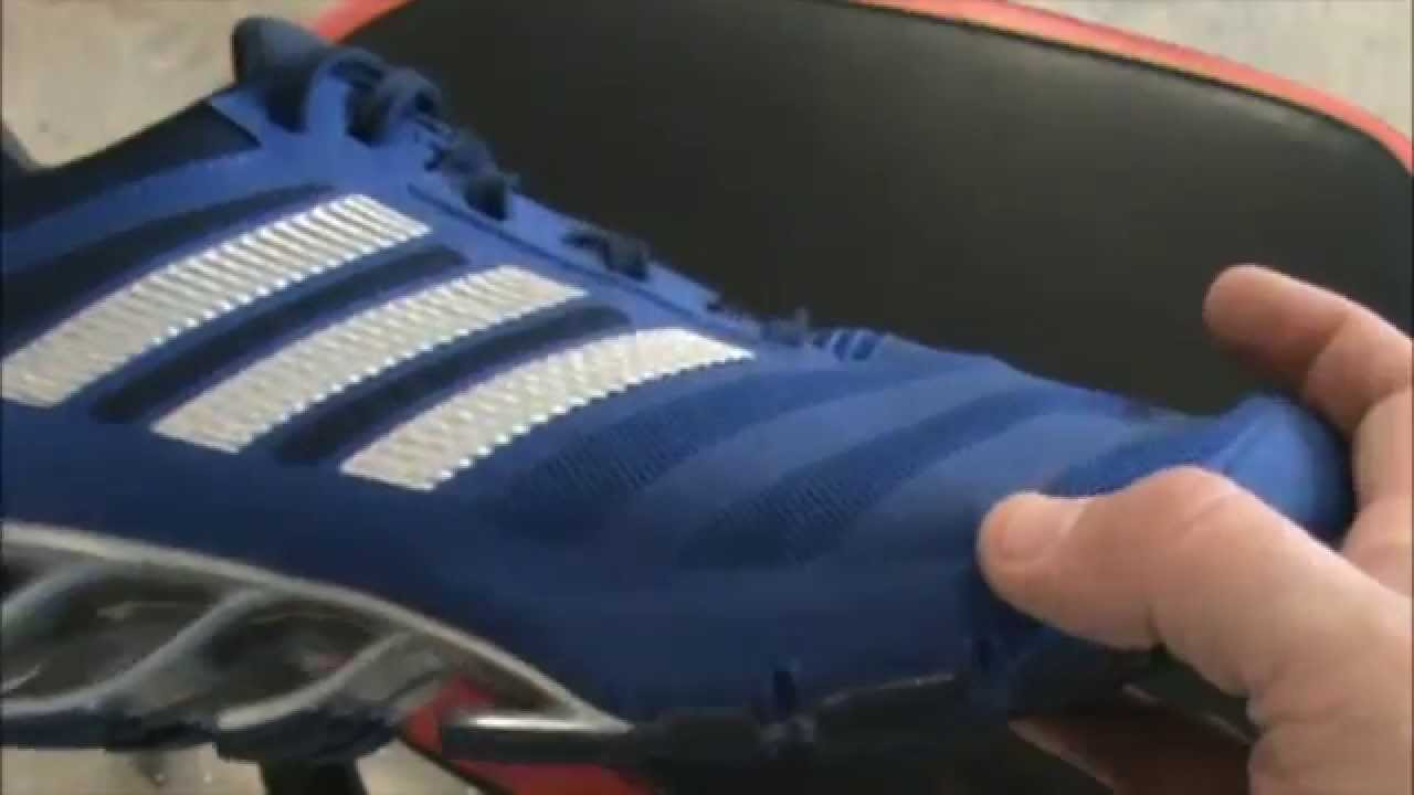03d25526b902 Adidas Springblade Ignite Review - YouTube