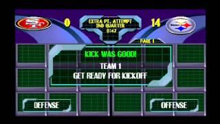 N.F.L. Blitz 2000 (Playstation 1)