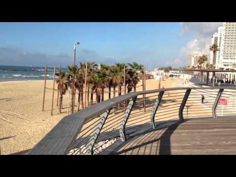 Tel Aviv Ocean Promenade