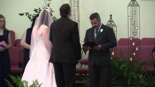 Karen Fischer & Nathan Mackey Wedding 4 - June 18, 2016