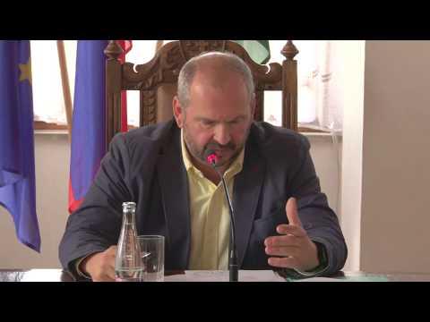 Tlačová konferencia Mesta Žilina 29.9.2017