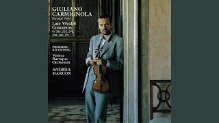 Violin Concerto in D Major, RV 222: I. Allegro