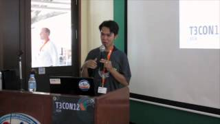 T3con12 Asia: Better Plan Projects With Agile Estimating
