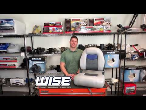 Wise Boat Seats Review on iboats.com