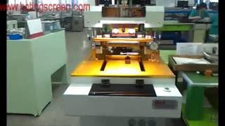 Thick film circuit/ITO glass/Solar cell/LED Ceramic/Conductive silver paste screen printing machine