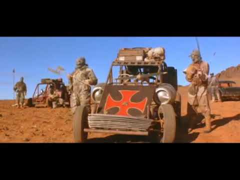 Mad Max 2 The Lord Humungus karaoke Train play that song