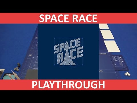 Space Race - Playthrough - slickerdrips