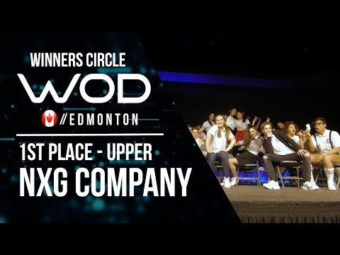 NXG Company | 1st Place Upper | Winner's Circle | World of Dance Edmonton Qualifier 2017 | #WODEDM17