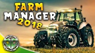 FARM MANAGER 2018 : BANISHED MEETS FARMING SIMULATOR : Farm Manager 2018 Gameplay BETA