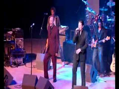 Boys Of Summer - Tony Hadley v's Peter Cox & Go West (Live)