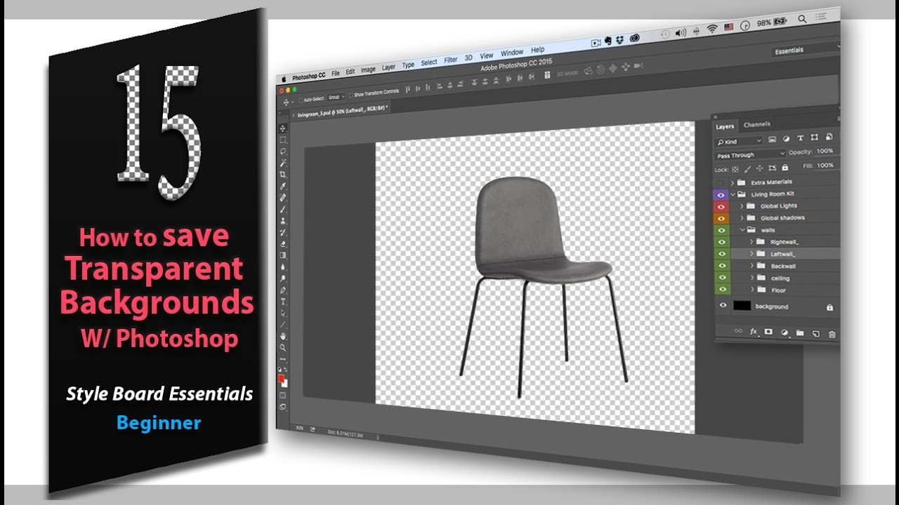 15 How To Save A Transparent Background Interior Design Boards Photoshop