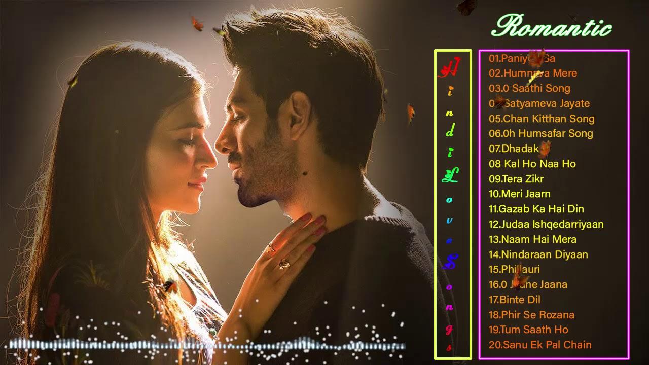 Download ROMANTIC HINDI LOVE SONGS 2018 - Latest Bollywood Songs 2019 - Romantic Hindi Songs - Indian Songs
