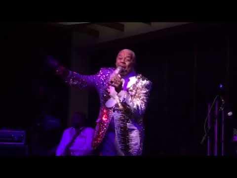 Bar-Kays Introduce new lead singer