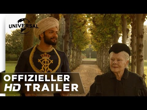 Victoria & Abdul – Trailer deutsch/german HD