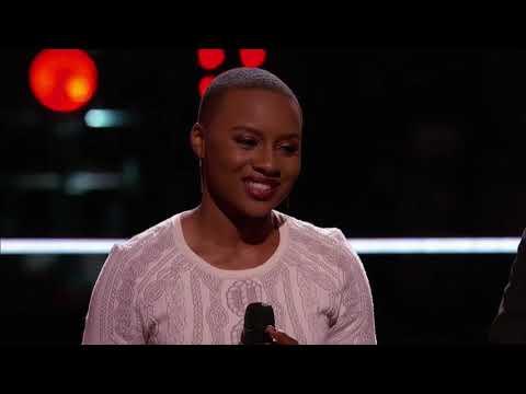 The Voice 2015 Battle   Celeste Betton vs  Mark Hood   Ain't No Mountain High Enough