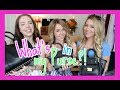 What's In My Bag? with NikkiPhillippi!